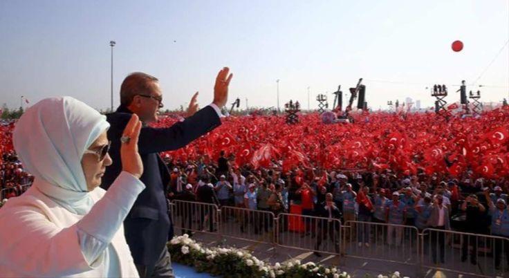 Ερντογάν: Επαναφορά θανατικής ποινής, εάν το θέλει ο λαός