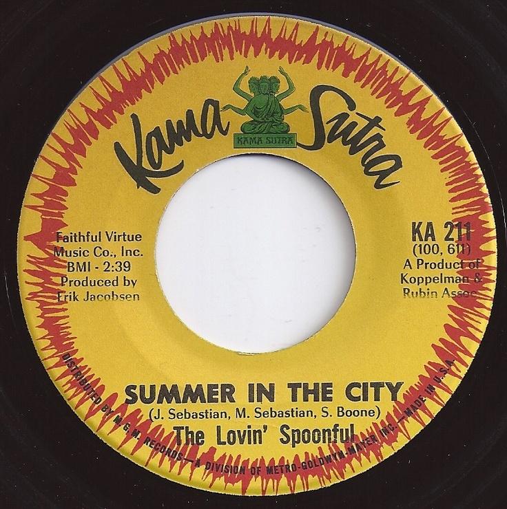 #1 on Billboard / Summer In The City / Lovin' Spoonful