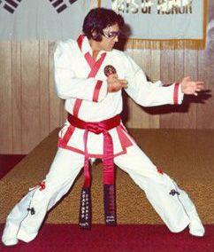 Elvis Presley Black Belt   Elvis Presley is a well-trained, highly-disciplined martial artist. A ...