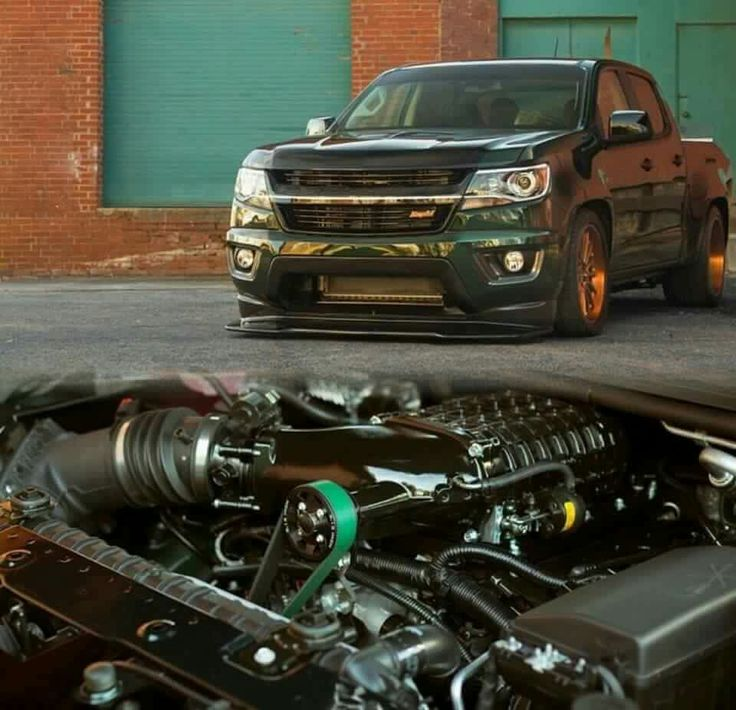 Chevy Diesel Blower: 1000+ Ideas About Colorado Chevy On Pinterest