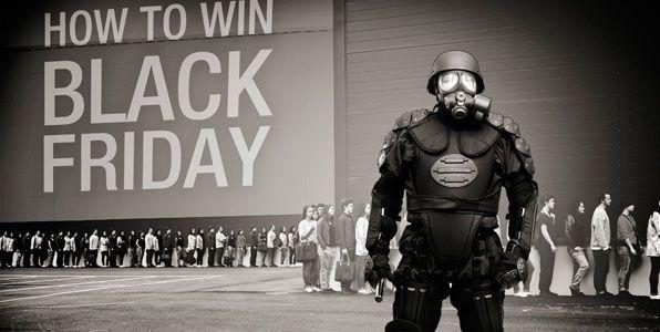 Black Friday ESPAÑA 2013: Ofertas en Apple, Fnac, Media Markt, El Corte Inglés #blackfriday