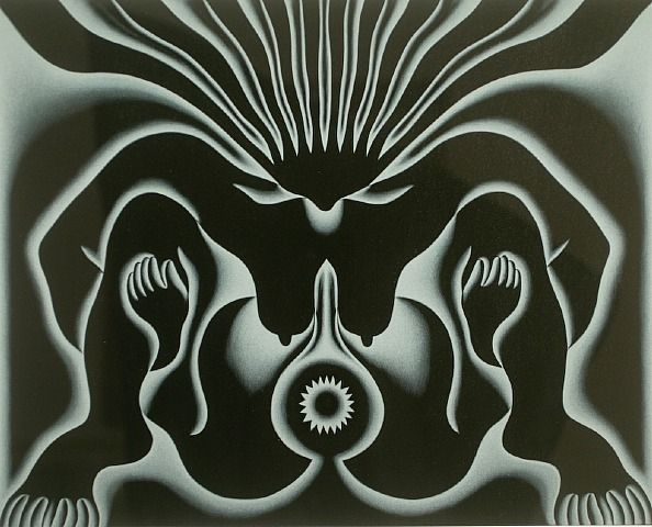 judy chicago artwork | Judy Chicago, The Crowning