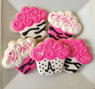 Sweet-n-Sticky Treats: Cupcake Cookies