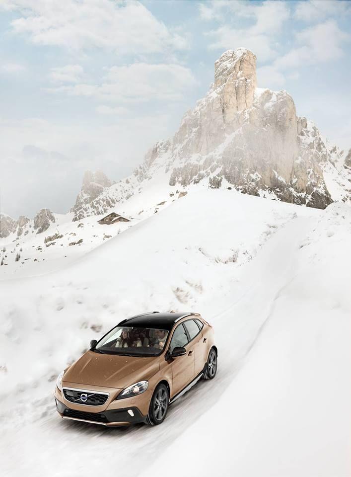 Winter & Volvo