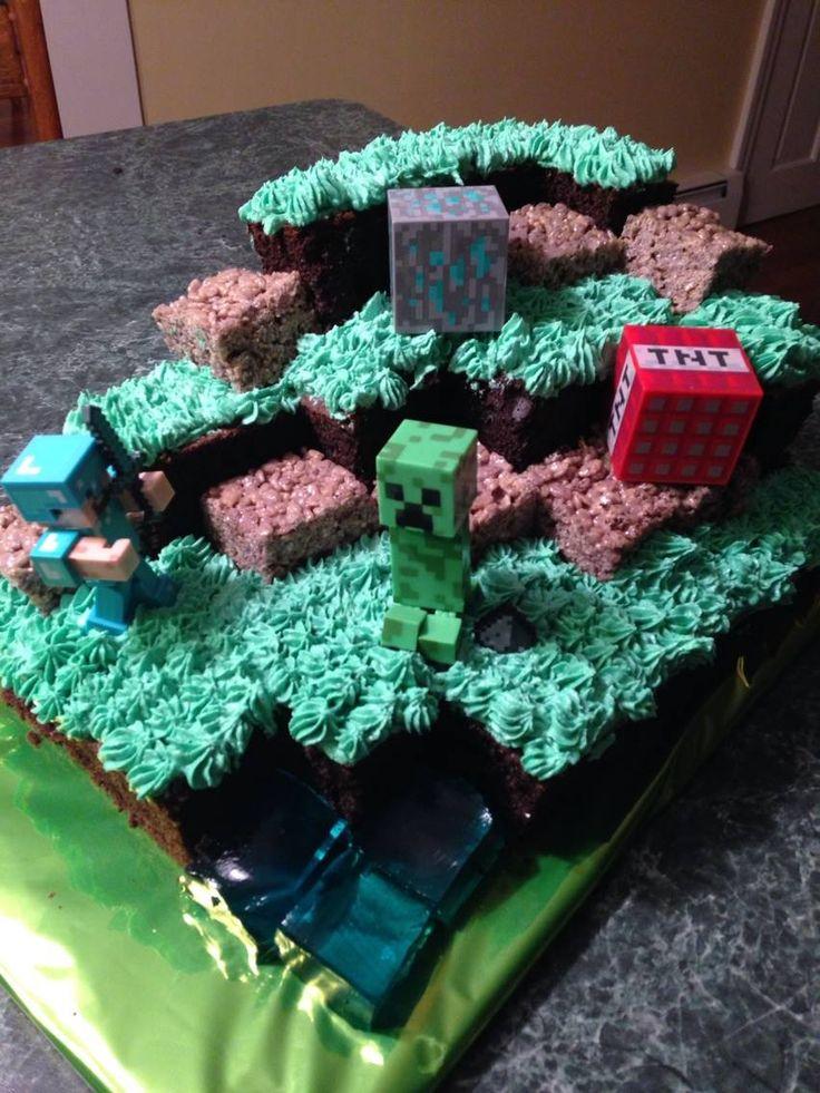 Wilton Minecraft Cake Pan
