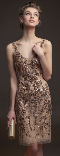 50+ 'Must-Pin' Pics of Sparkling Dresses