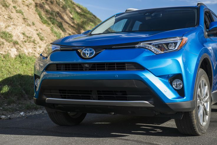 2016 Toyota Rav4 Hybrid Priced From 29 270 Returns Up To 33mpg