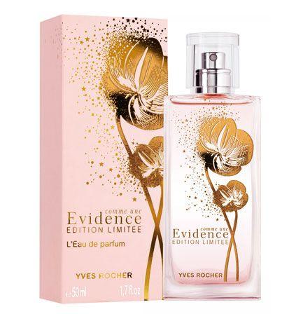 Comme Une Evidence L'Eau de Parfum Yves Rocher perfume - a fragrance for women 2011