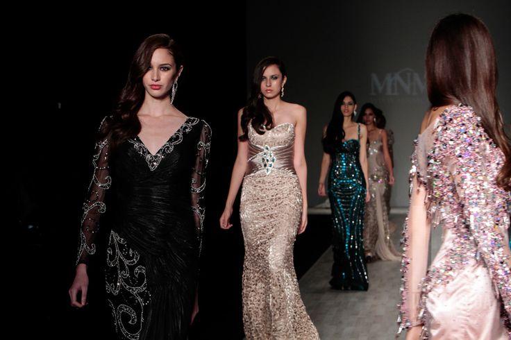 MNM Couture Primavera Verano 2014 #IM59 #Intermoda #Moda #RTW