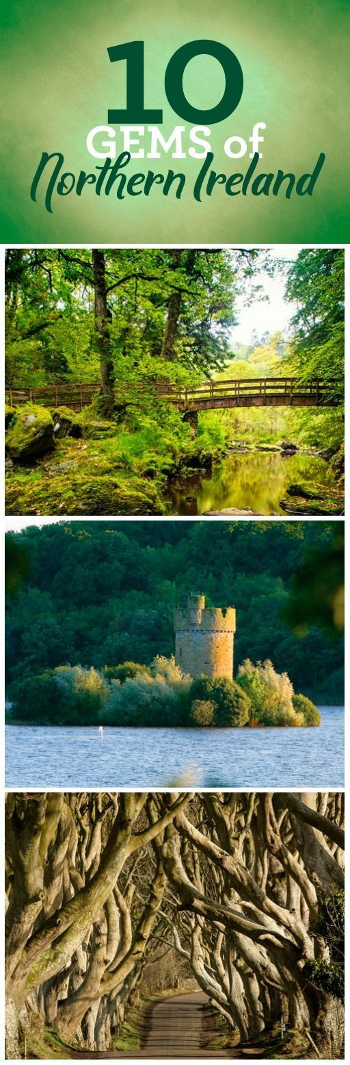 Are you a lover of road trips, or a seeker of legends? A city slicker, or a country kid at heart? Whatever tickles your fancy, Northern Ireland's got just the thing, with endless stories, friendly locals, fantastic food, and adventure-filled nightlife, all packed into one charismatic corner of the island of Ireland. Check out 10 of our favorite places to go and things to do – you can thank us later!
