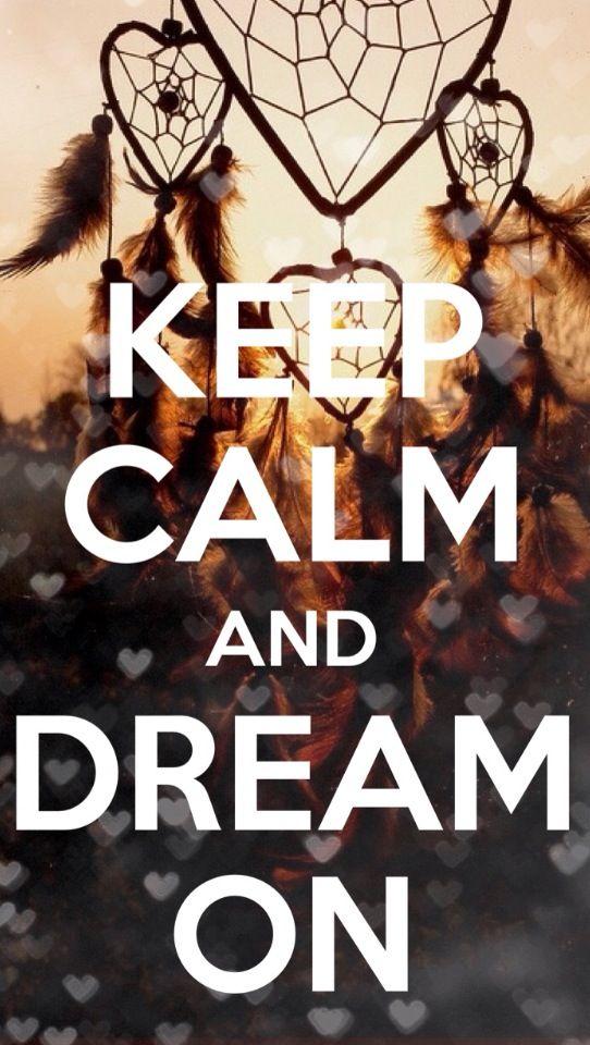 Mantengo la calma y se que aun puedo hacer realidad los sueños!! ABBV