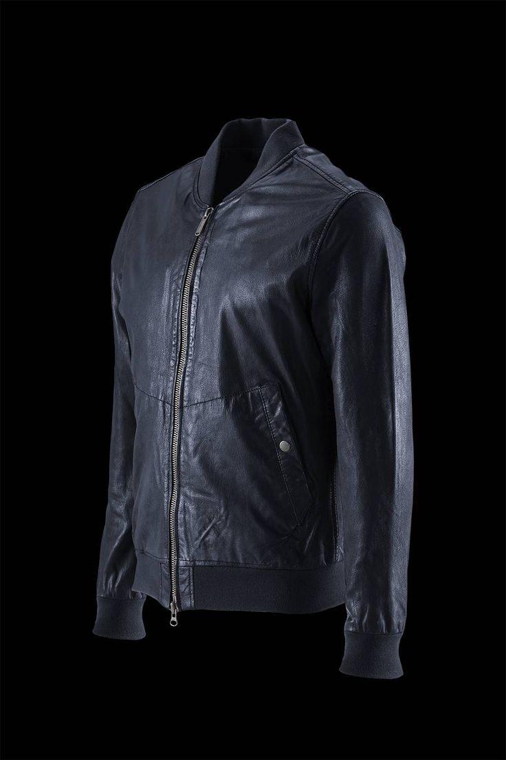 Man Leather Jacket