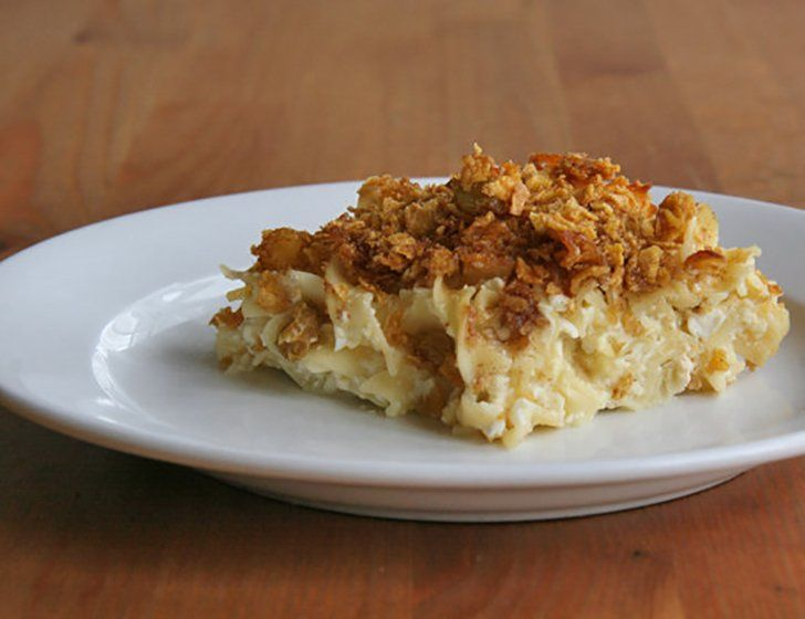 Get the recipe: noodle kugel              Image Source: POPSUGAR Photography / Lizzie Fuhr