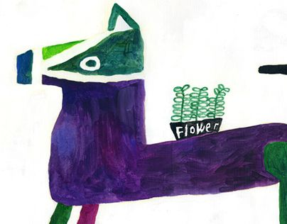 """Check out new work on my @Behance portfolio: """"Funny animals"""" http://be.net/gallery/43868195/Funny-animals"""