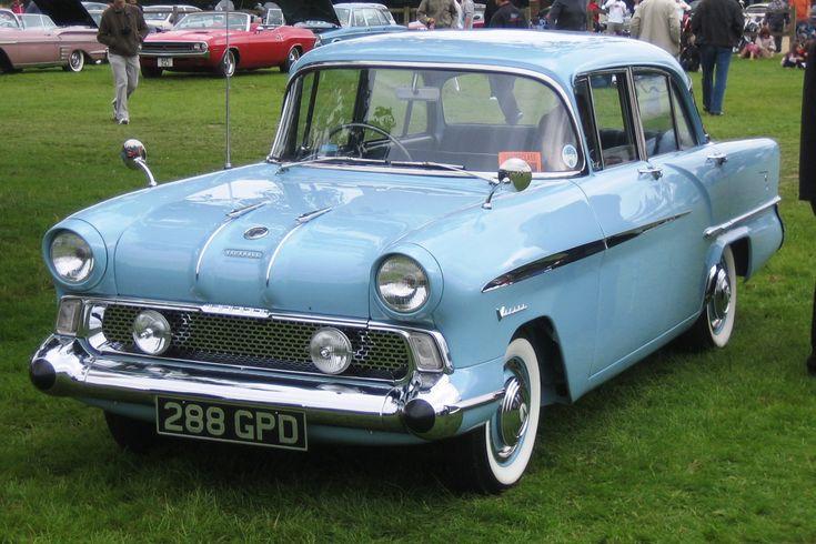 Vauxhall Victor FA 1958 http://classic-auto-trader.blogspot.com