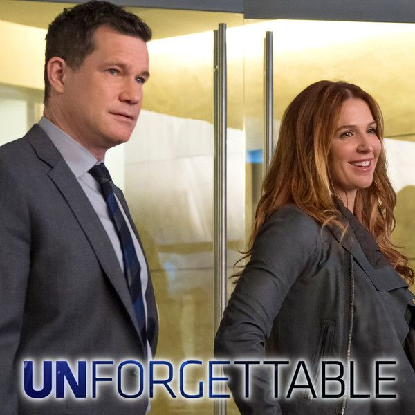 Unforgettable Season 3 - a fun and nice crime procedural