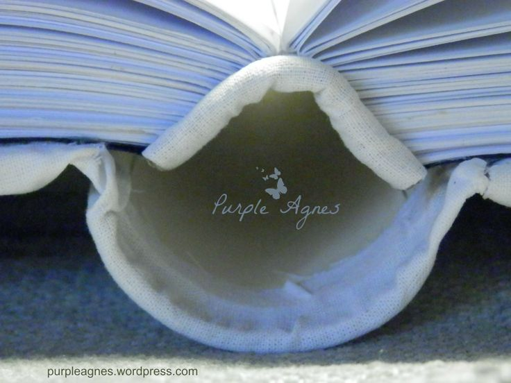 Yin-Yang Handmade Journal, Hard Cover, picture 4
