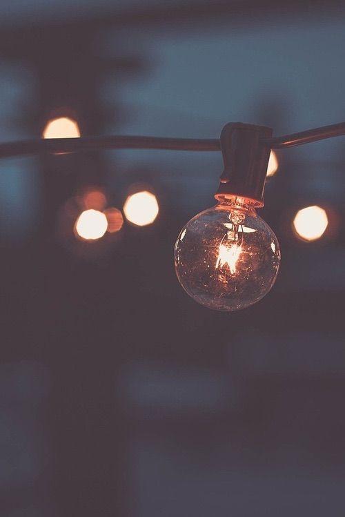 light bulbs | iphone wallpaper