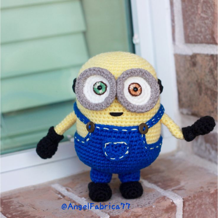 17 Best Minion Pattern Images On Pinterest Minion Pattern Crochet