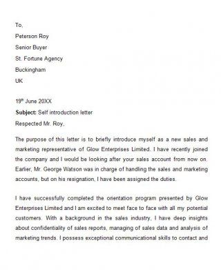 The  Best Sample Of Business Letter Ideas On