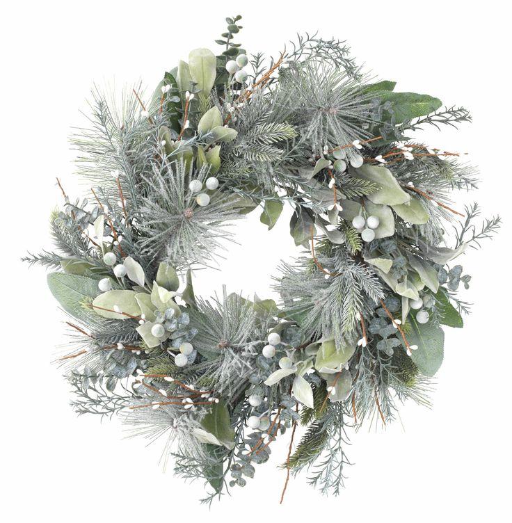 Mais de 25 ideias únicas de Eucalyptus wreath no Pinterest ...
