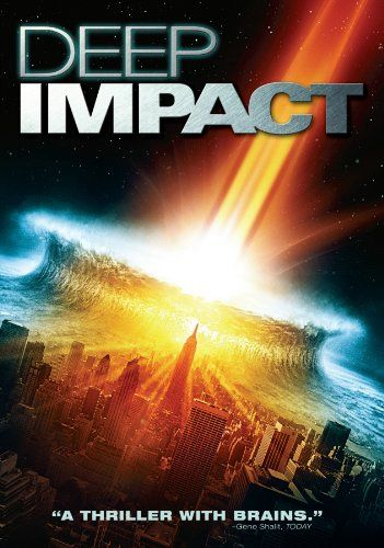 Deep Impact (Special Collector's Edition)  On Jan 26 an asteroid is coming closer to a Earth than ever before Russia calls it 'dangerous' Please be aware.