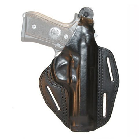 Blackhawk 3 - Slot Leather Concealment Pancake Holster ( Springfield Xd ): Constructed of premium leather… #outdoorclothing #huntinggear