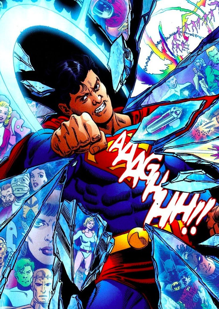 Superboy-Prime (Kal-El) (Earth-Prime)