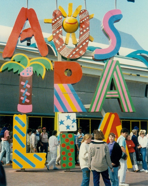 Expo 1988 by Ken Done