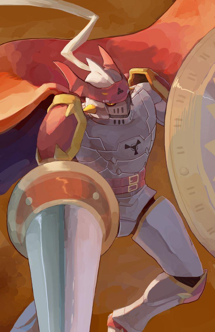 Gallantmon | Digimon | Pinterest