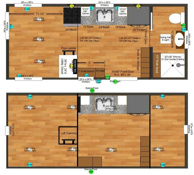 226 best victorian tiny house dreaming images – 8X20 Tiny House Floor Plans