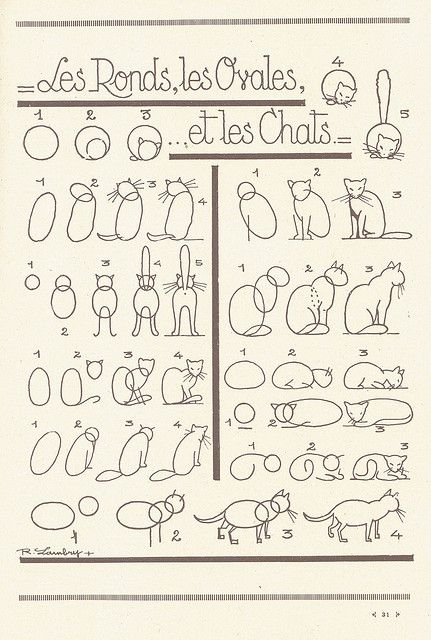 draw a cat