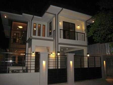 Philippines Modern House Exterior Design   House And Home Design