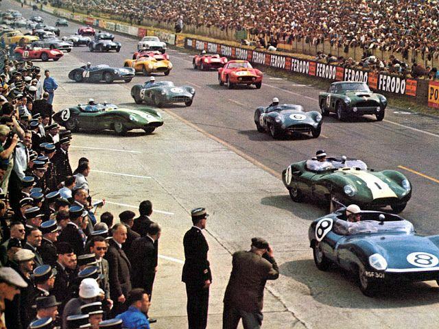 Le Mans 1959, the year Carroll Shelby won
