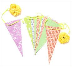 Rie Elise Larsen Party Flags