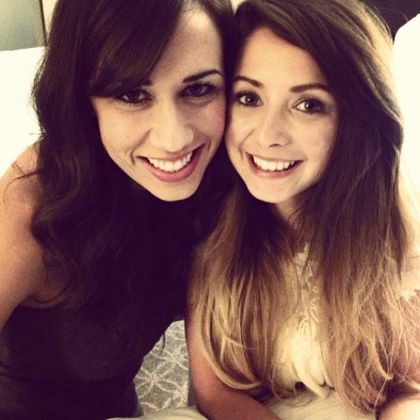Zoella & Colleen (Miranda Sings)