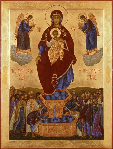Our Lady of Life Giving Spring