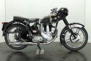 BSA B33 1953 500cc 1 cyl ohv