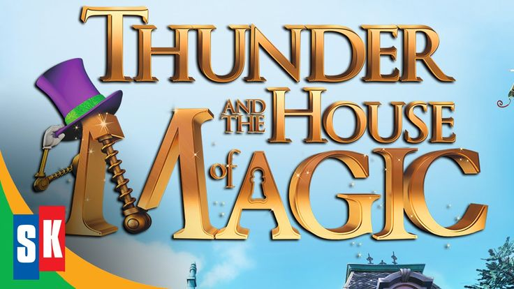 Thunder and the House of Magic - SPOT - YouTube