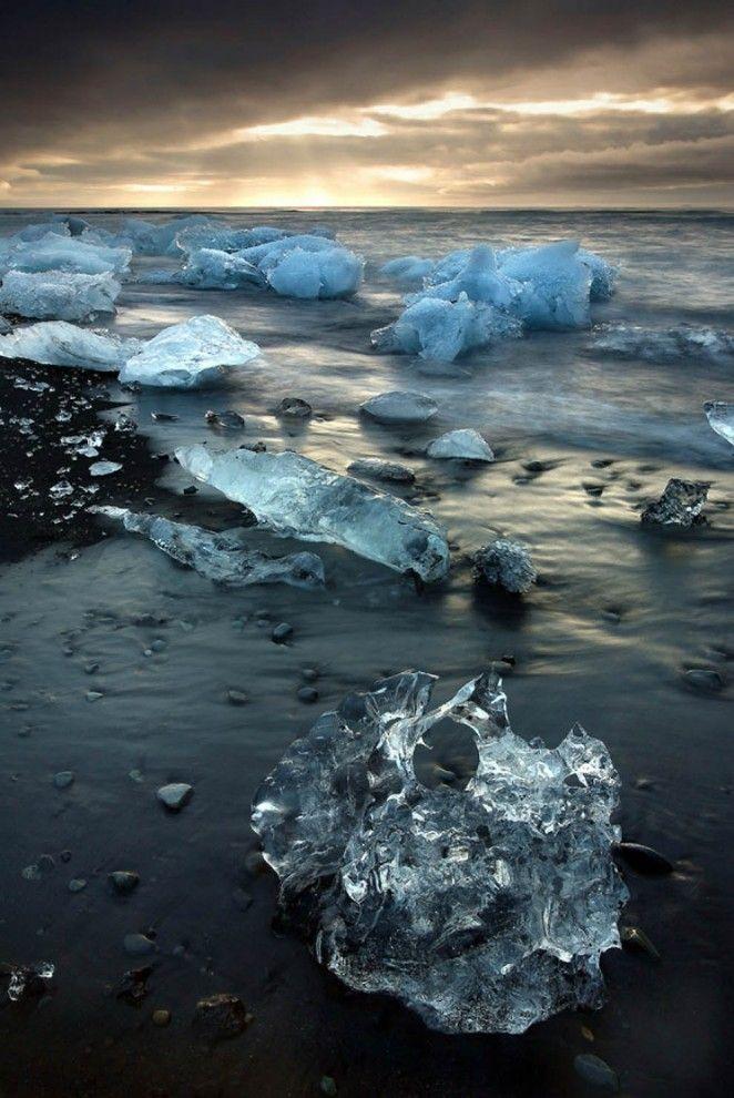 Yokulsarlon Glacial Lagoon, Iceland by James Appleton - Nature Photography (22)