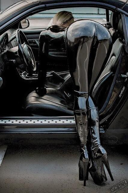 Eclectic Collection of Fetish and Bondage Images — dark-lord-baal: #latex #rubber #fetish...
