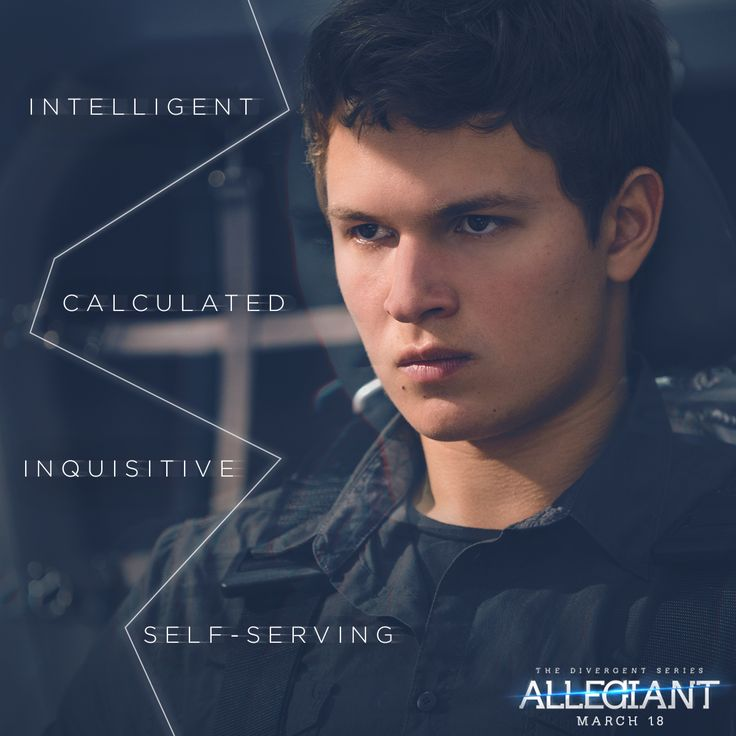 — the-divergentseries: Can Caleb be forgiven? #Allegiant