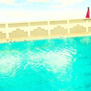 take laps across an olympic size pool sunbathe on a deck chair score a poolside drink and massage or do an underwater headstand when no ones looking
