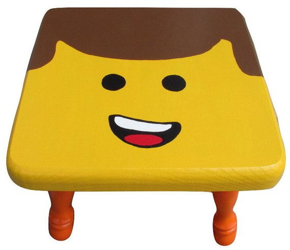 Lego Emmet Character Step Stool  sc 1 st  Pinterest & 15 best Fun and Unique Step Stools images on Pinterest | Step ... islam-shia.org