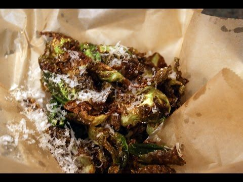 Brussels Sprouts - Michy's Munchies - YouTube