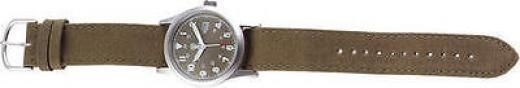 Smith & Wesson Sww-1464-od Military Watch Od Grn Face Features Precision Hong Kong Sww1464od Analog Men's