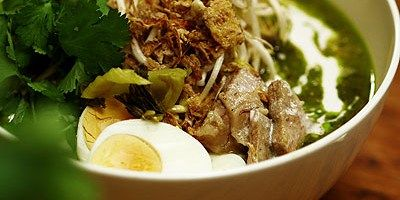 Try this Beef Curry Laksa recipe by Chef Adrian Richardson. This recipe is from the show Secret Meat Business.
