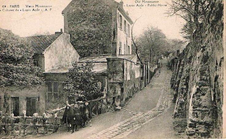 Montmartre c. 1880