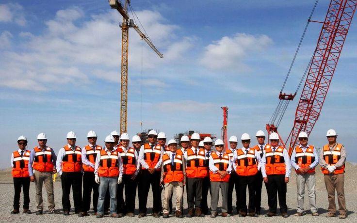 Importante Avance en la Construcción de Planta de Molibdeno de Codelco en Mejillones http://www.revistatecnicosmineros.com/noticias/importante-avance-en-la-construccion-de-planta-de-molibdeno-de-codelco-en-mejillones