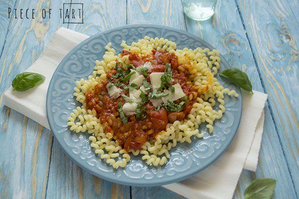 #fusilli #lunghi with #tomato #sauce